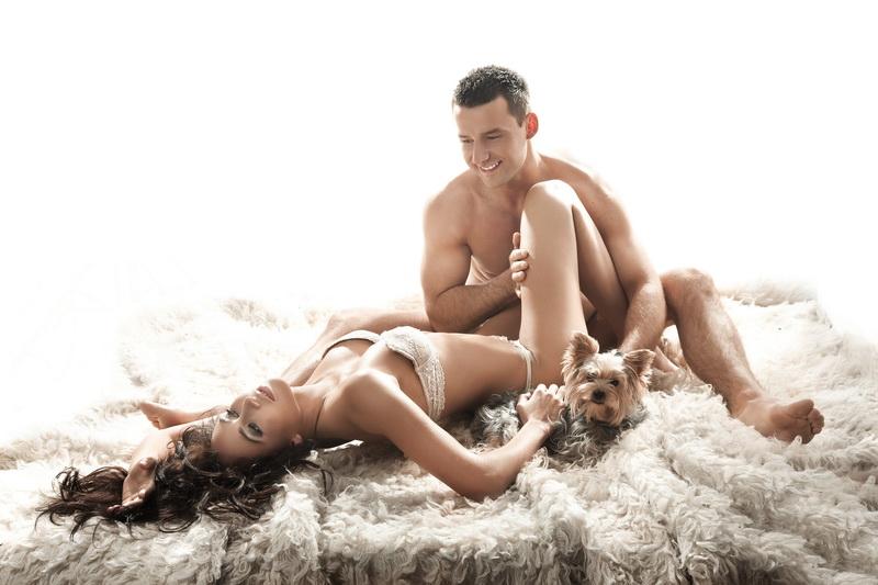 Секс в постели с мужем онлайн 20 фотография